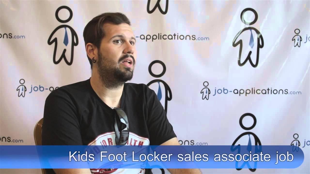 Kids Foot Locker Interview: Questions & Tips Online