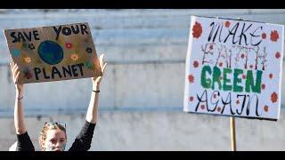 Débat en classe, marche mondiale… Pour les jeunes, le climat est devenu