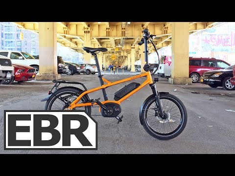 Riese & Müller Tinker NuVinci Video Review - Adjustable Compact Electric Bike