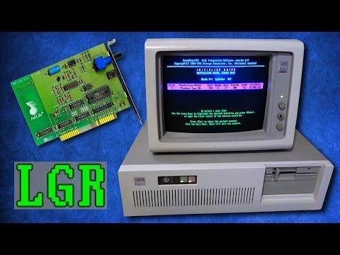 IBM PC AT: 1988 Upgrade Special! 640K RAM, Adlib etc