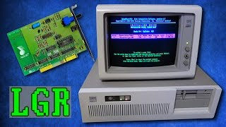 IBM PC AT: 1988 Upgrade Special! 640K RAM, Adlib etc