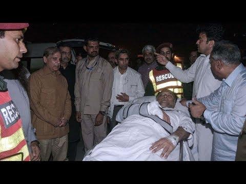 Pakistan's interior minister survives assassination attempt