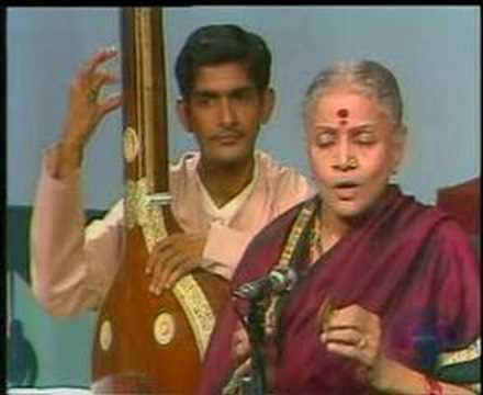 Nagendra Haraya MS Subbulakshmi Adi Shankaracharya
