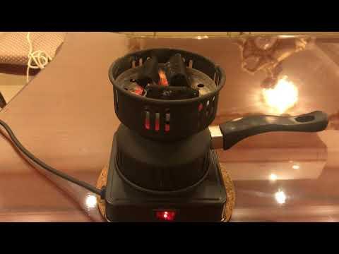 جهاز اشعال الفحم Youtube