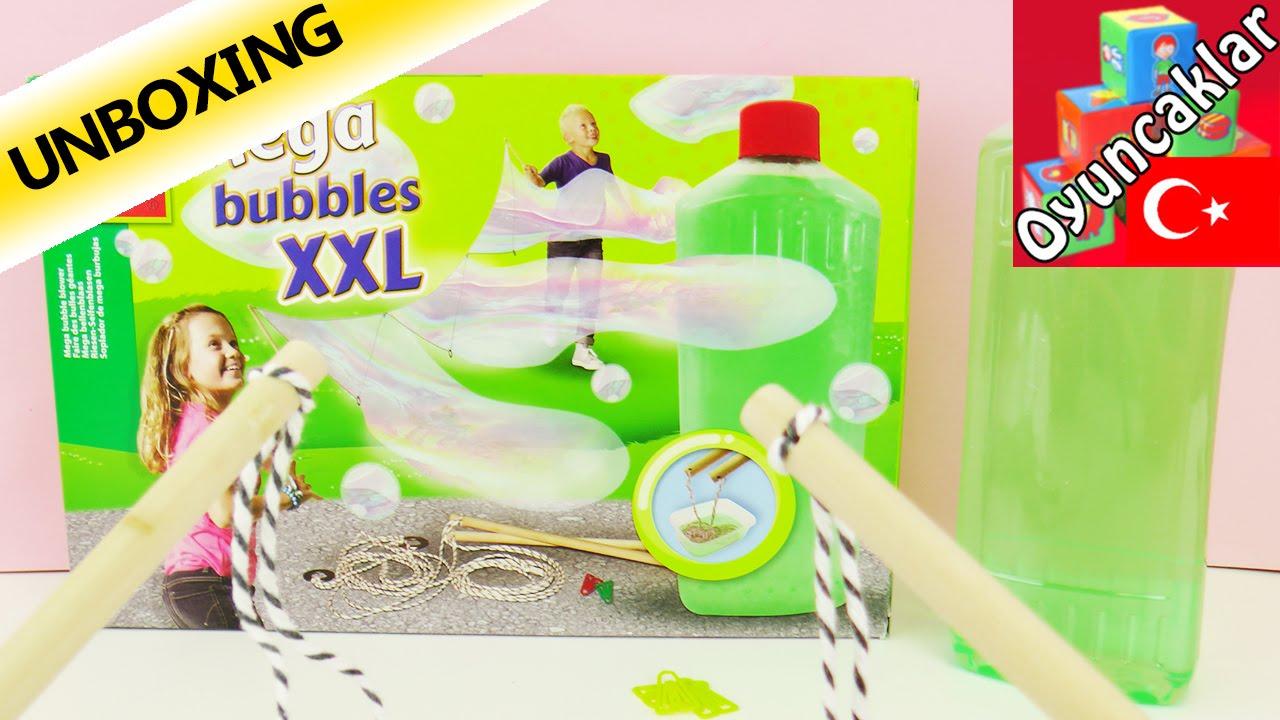 Sabun köpüğü yapmak nasıl