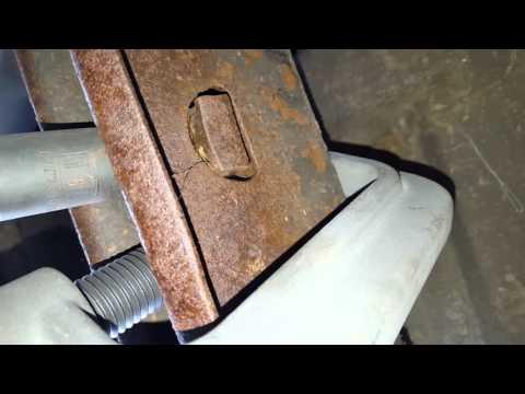 How To Replace Torsion Keys Or Adjust Torsion Bars
