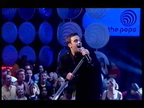 Robbie Williams - Radio - Top Of The Pops - Friday 15 October 2004