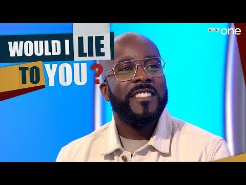 Did DJ Melvin Odoom pay his friend to clean his rubbers? - Would I Lie To You: Series 11 - BBC One