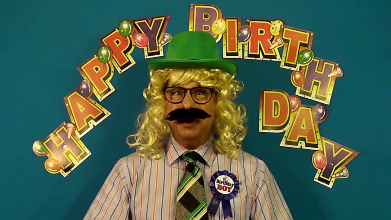 Funny Happy Birthday Grandpa Song Youtube