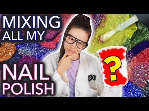 Mixing Every Nail