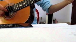 Ru em từng ngón xuân nồng (Trịnh Công Sơn)-guitar
