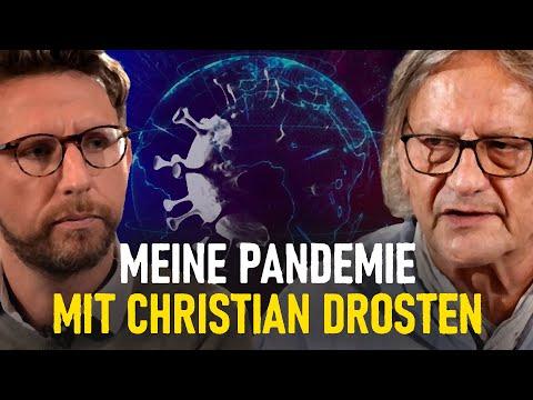 Meine Pandemie mit Christian Drosten - Walter van Rossum im Gespräch