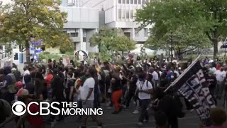 Louisville protesters defy curfew in third night of Breonna Taylor demonstrations