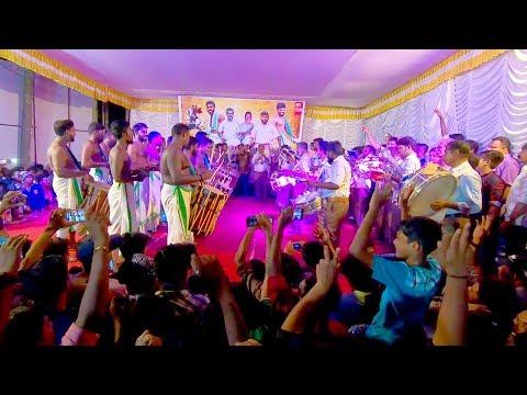 Guleba Song Fusion Aattam Kalasamithi With Sneharagam Palayoor Band Fusion @ Aduputty