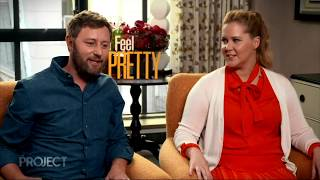 """Krit Interviews Amy Schumer & Rory Scovel """"I Feel Pretty"""""""