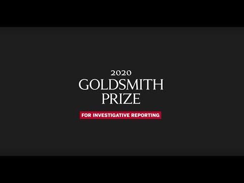 Center for Public Integrity, USA TODAY & Arizona Republic Win 2020 Goldsmith Award