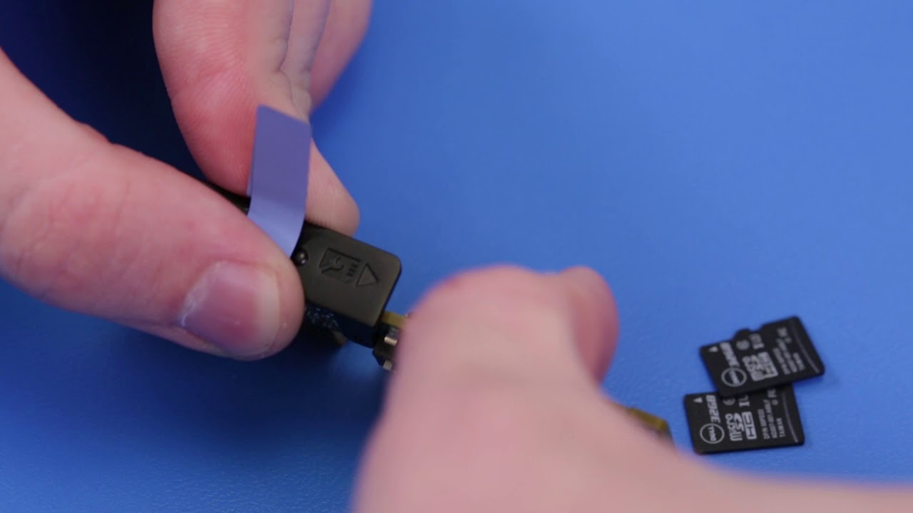 Dell EMC PowerEdge T640: Remove/Install Internal Dual SD Module