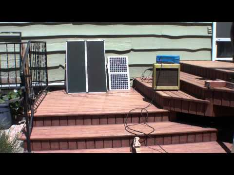 Solar Power - No Batteries