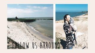 Ein Tag mit uns #3 // Erster Urlaub mit Baby // Hindeloopen