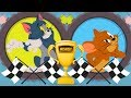 TOM AND JERRY ✔ BOOMERANG MAKE AND RACE | SUPER RACE | Cartoon Racing Game