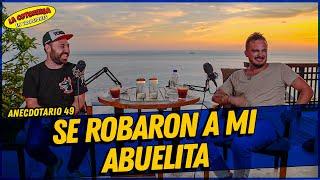 La Cotorrisa - Anecdotario 49 - Se robaron a mi abuelita LIVE from Acapulco