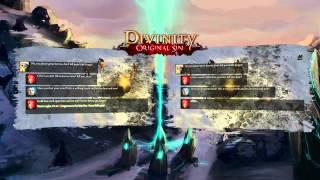 Divinity- Original Sins gameplay video