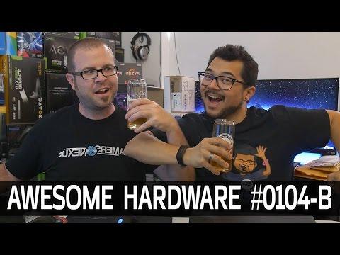 Awesome Hardware #0104-B: Vega LEAKED? New Windows OS, Gaming News!