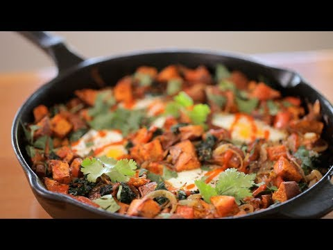 Sweet Potato Hash | Kin Community