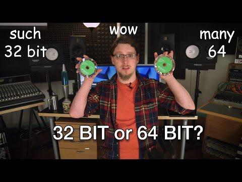 """Mac Vs PC - 32 bit or 64 bit? - HOW TO ROCK - Adam """"Man Of"""" Steel"""