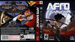 Afro Samurai PS3 gamplay part 1