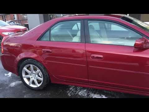 2005 Cadillac CTS V for sale by LW Automotive