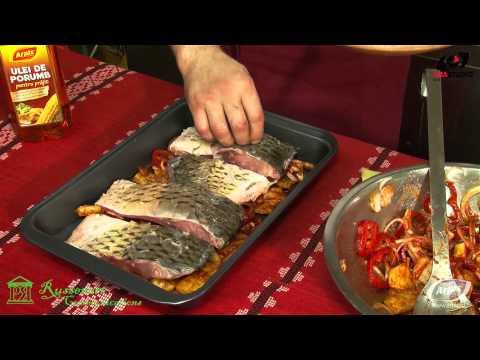 Crap Unguresc (Crap ardelenesc) - Descopera Traditiile Culinare Romanesti