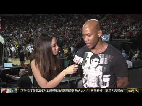 Stephon Marbury talks about Ding Yanyuhang, Zhou Qi and his CBA career in China