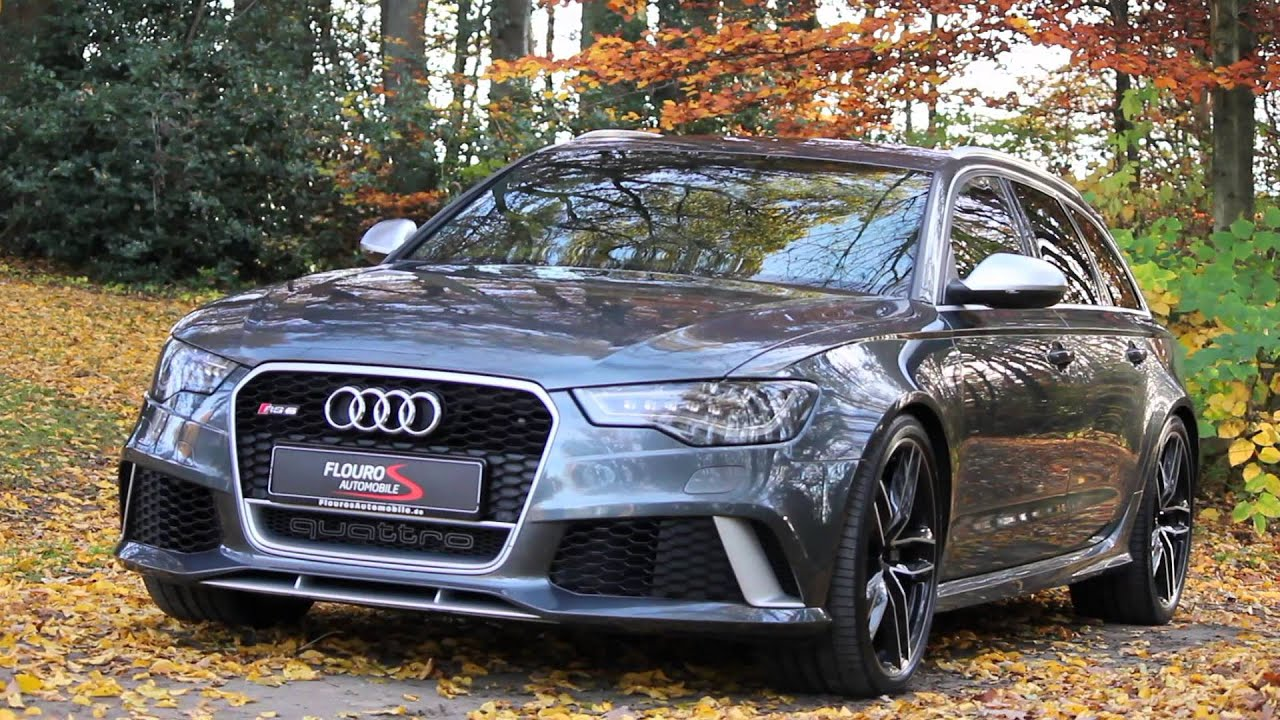 Audi Rs6 Avant Abt 700ps Vs Audi Rs4 Avant 450ps Autumn