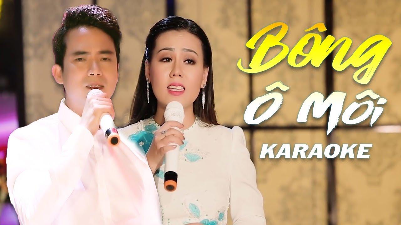 [KARAOKE] Bông Ô Môi - Lưu Ánh Loan ft Lê Sang