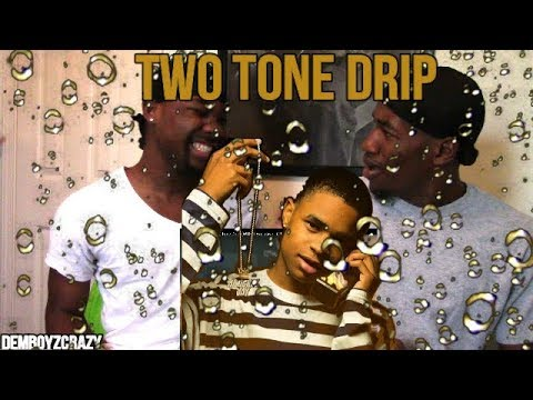 YBN Almighty Jay 2 Tone Drip WSHH Exclusive   Music Reaction