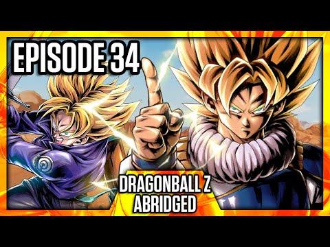 DragonBall Z Abridged: Episode 34 - TeamFourStar (TFS)