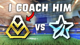 Gold vs Platinum but Gold has a live coach... who will win?