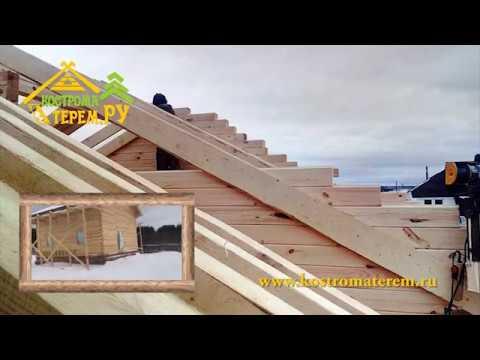 Отзыв о строительстве дома в г. Кинешма