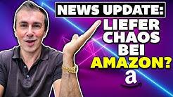AMAZON NEWS: Lange Lieferzeiten? Lagerhaus gesperrt? Amazon Frankreich geschlossen?