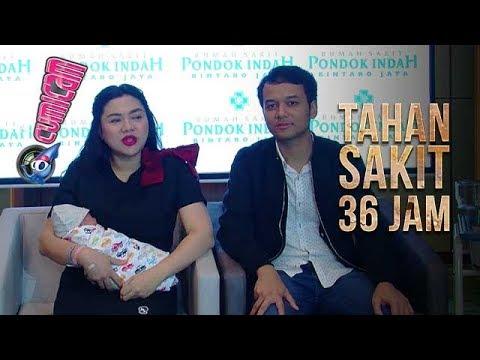 Jalani Persalinan Normal, Vicky Shu Rela Menahan Sakit Selama 36 Jam - Cumicam 18 Juli 2018