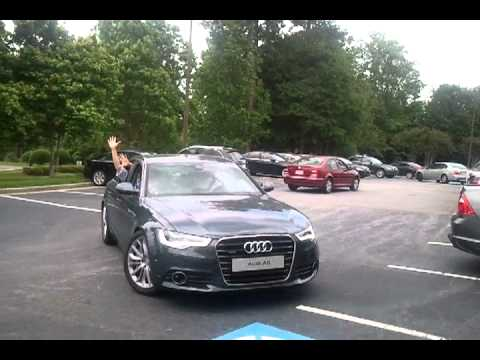 Audi That Parks Itself YouTube - Audi car that parks itself