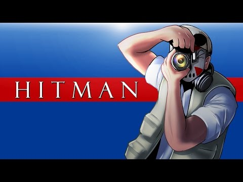 Hitman - World of Assassination Ep. 6! (Marrakesh Mission!) I'M THE CAMERAMAN!