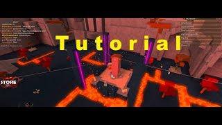 ROBLOX: Le Labyrinthe: Comment jouer le Labyrinthe (fr) TUTORIEL (EN ANGLAIS)