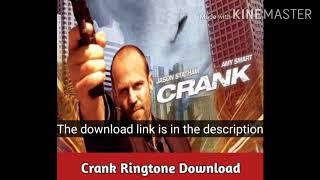 Crank Ringtone MP3 Download   Crank Movie Ringtone   Crank Phone Ringtone