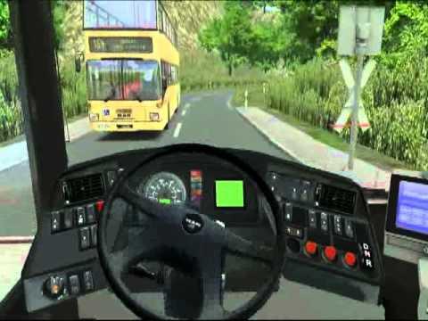 Omsi Bus Simulator 2011 MAN Lion City Bus on All in One - Landkreis Wehlen |