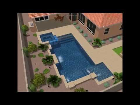 Commercial Pool Builder Chandler AZ | Overvig3 - New Shasta Pool Design | Call Us (602) 532-3800