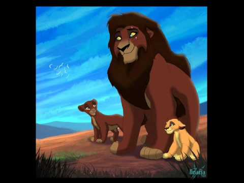 Nyeusi Story Son Of Kovu And Kiara Youtube