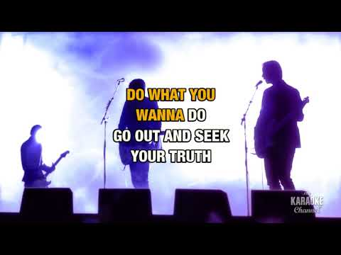 Heaven Beside You in the style of Alice in Chains | Karaoke with Lyrics