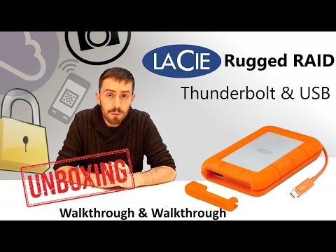 Lacie Rugged Raid Pro Review Tweaktown